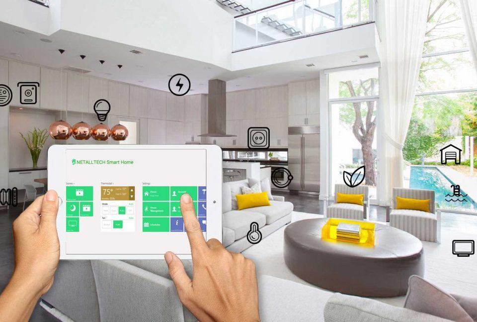 تصویر خانه هوشمند