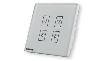 کلید لمسی- تابان پارس